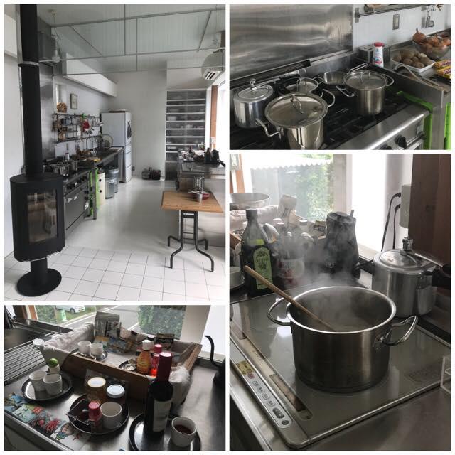 セミナー開催報告 LOFT HOUSE STORE主催♪♪『いいかげん★な料理教室・カレー』