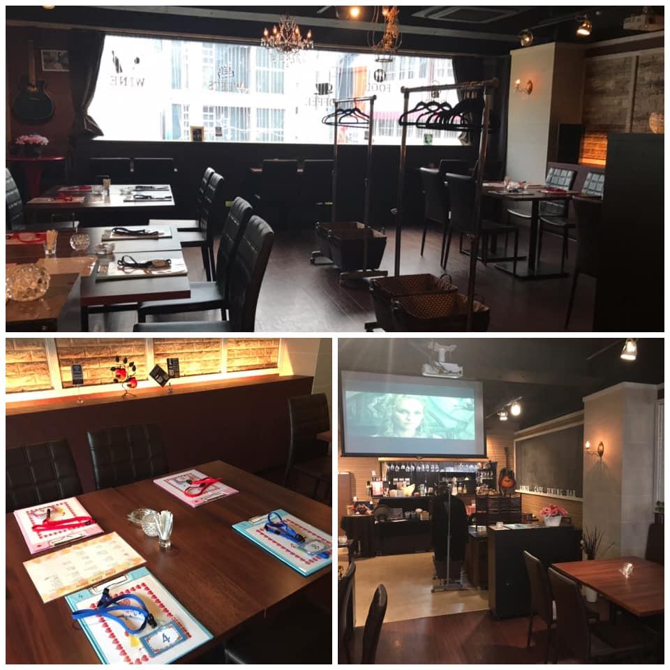 イベント開催報告 CAFE du SOLEIL主催♪♪『マリッサとくしま × カフェ・ド・ソレイユ 24歳~39歳限定 恋するペアコン in 徳島駅前』
